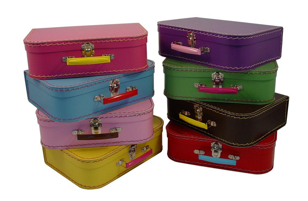 Mini Suitcases logo image
