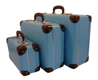 Image Traveler Suitcases, 3 set, Soft Blue