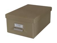 Image cargo® Classic Photo File Box, Khaki