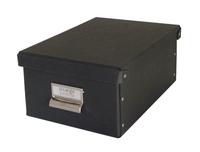 Image cargo® Classic Photo File Box, Graphite
