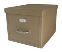 Image cargo® Classic Dual File Box, Khaki