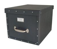 Image cargo® Classic Dual File Box, Graphite