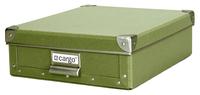 Image cargo® Naturals Stationery Box, Sage