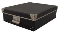 Image cargo® Naturals Stationery Box, Graphite
