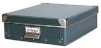 Image cargo® Naturals Stationery Box, Bluestone