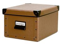Image cargo® Naturals Media Box, Nutmeg