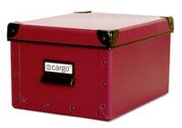 Image cargo® Naturals Media Box, Red Spice