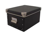 Image cargo® Naturals Media Box, Graphite