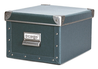 Image cargo® Naturals Media Box, Bluestone