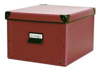 Image cargo® Naturals Shelf Box, Red Spice