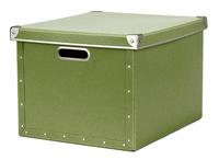 Image cargo® Naturals Dual File Box, Sage