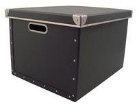 Image cargo® Naturals Dual File Box, Graphite