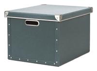 Image cargo® Naturals Dual File Box, Bluestone