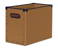 Image cargo® Naturals Desktop File, Nutmeg