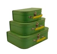 Image Mini Suitcases, 3 set, Soft Green