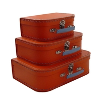 Image Mini Suitcases, 3 set, Orange