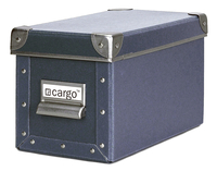 Image cargo® Naturals CD Box, Blue Gray