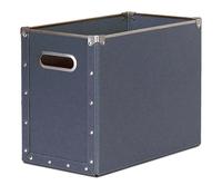 Image cargo® Naturals Desktop File, Blue Gray