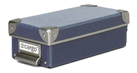 Image cargo® Naturals Pencil Box, Blue Gray