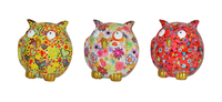Image Zazou Owl Money Bank