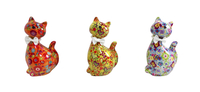 Image Caramel Cat Money Bank