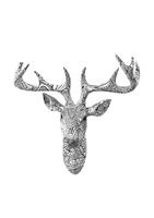 Image Deer (B&W)
