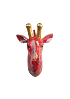 Image Giraffe (Multi Red)